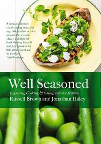 Russell Brown - Well Seasoned Book cover