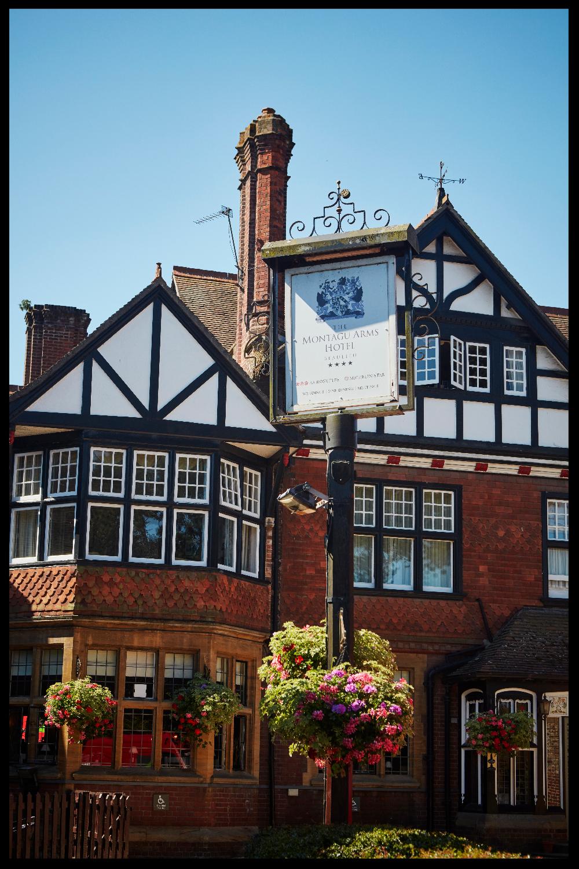 The Montagu Arms - exterior