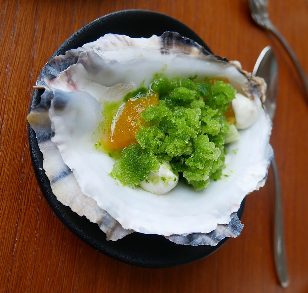 Poole Oyster - Roots Restaurant