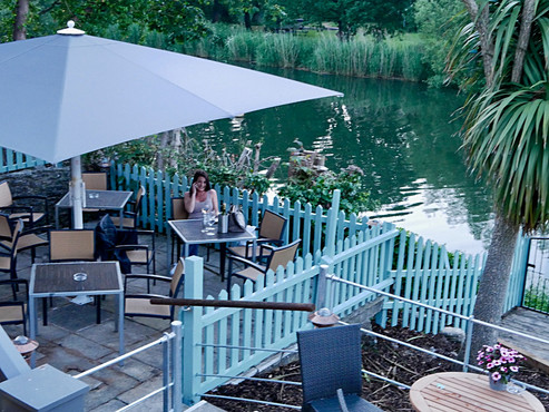 The Riverside reopens