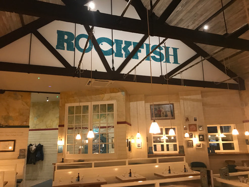 A Rockfish in Poole