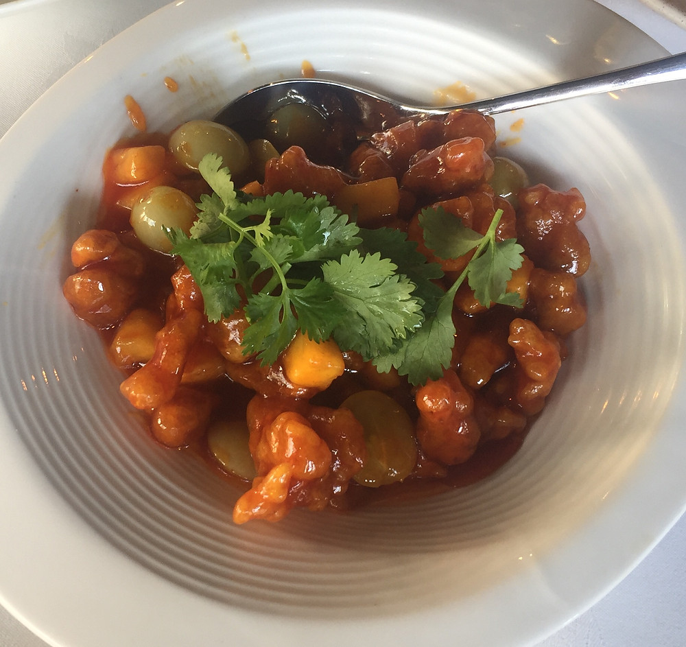 1805 Sweet and Sour Pork