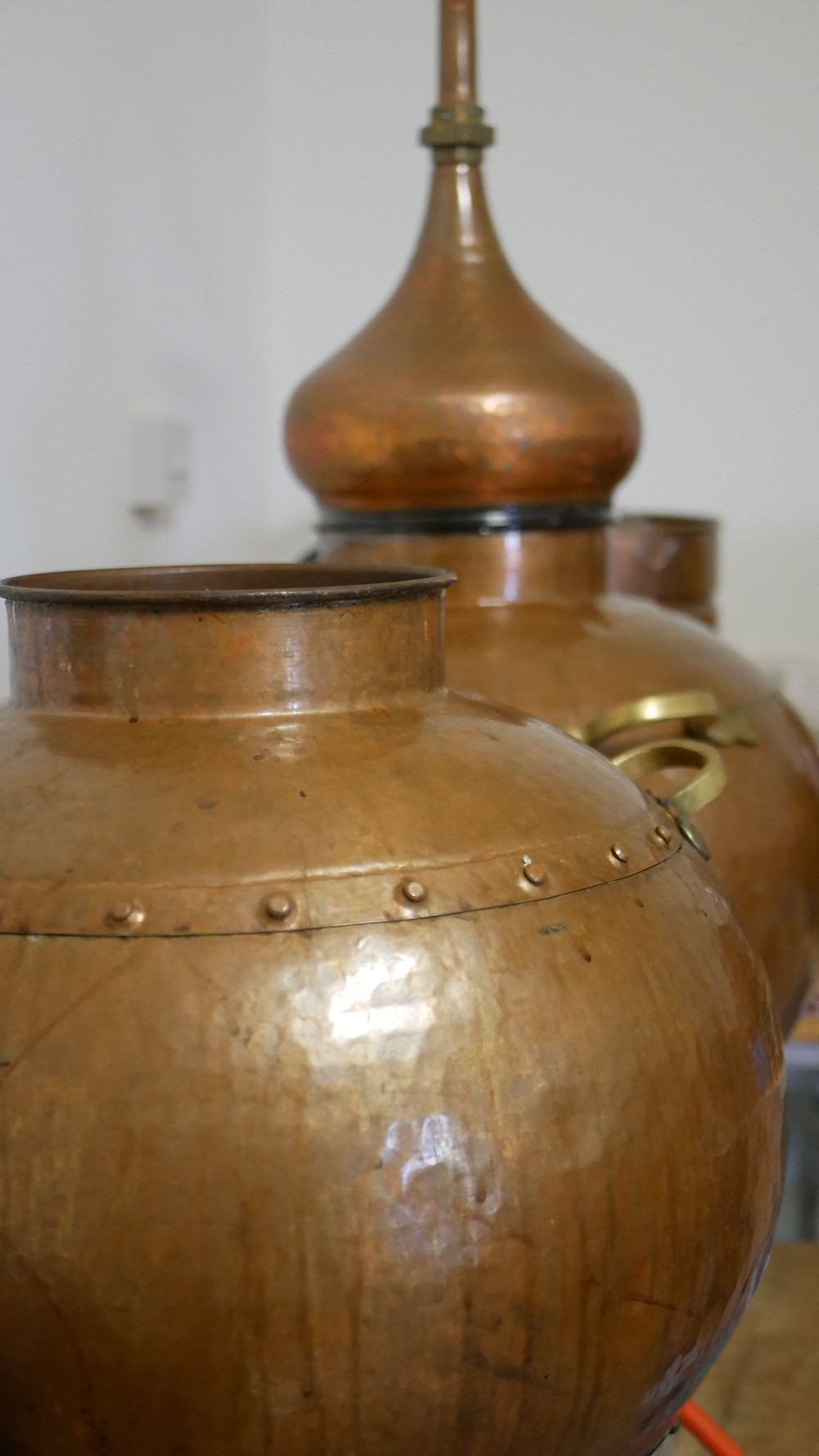 Pothecary Gin - Copper stills