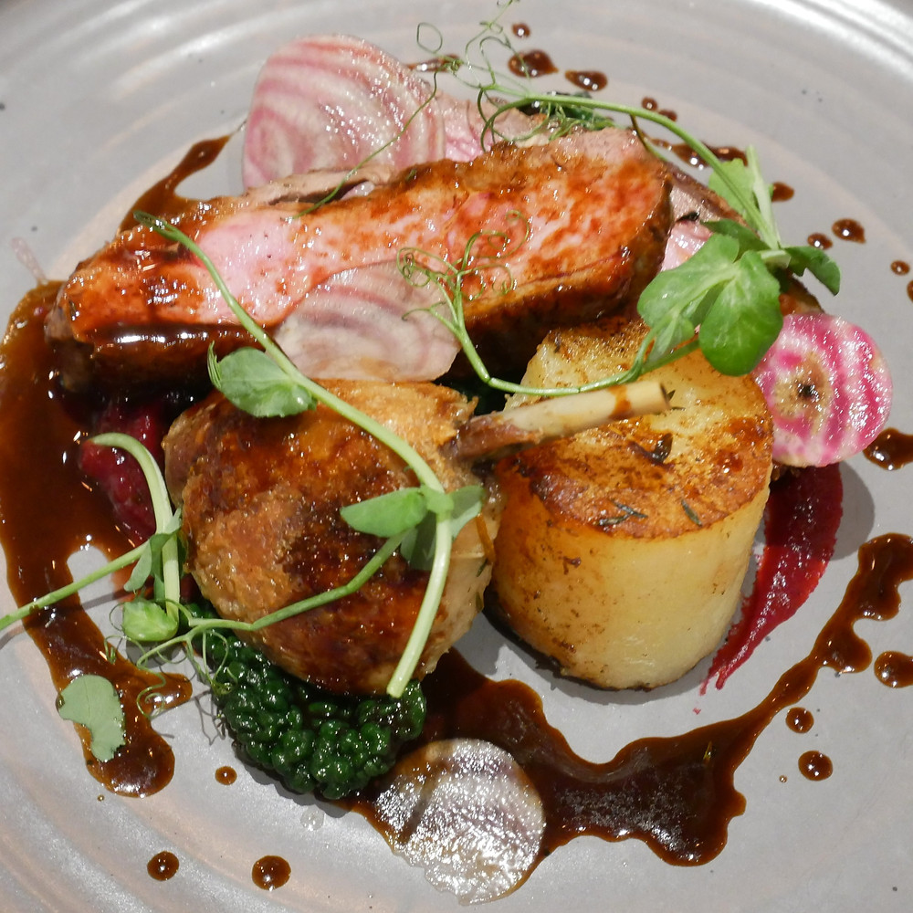 Creedy Carver Duck breast and leg