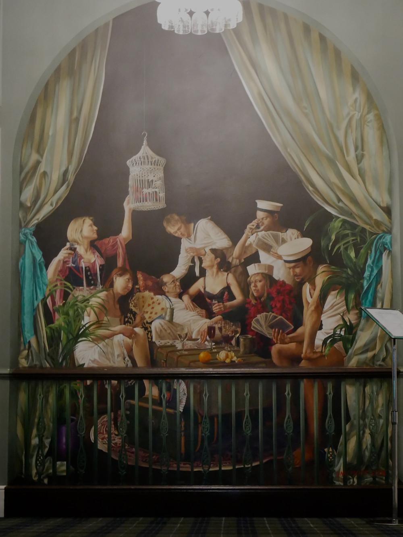 Gary Myatt Mural