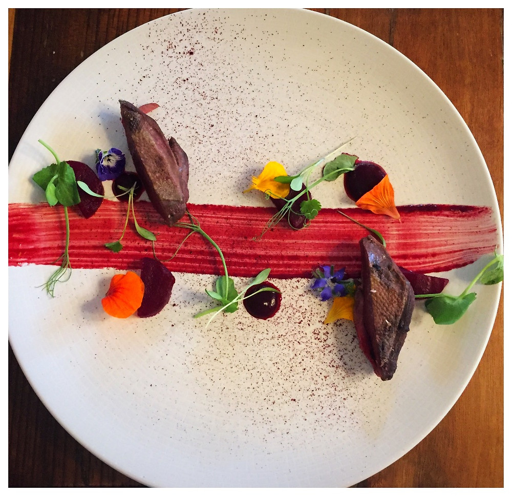 Balmer Lawn Pigeon and Bell herbs