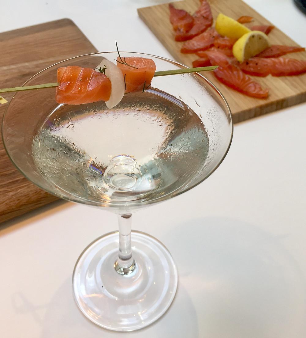The Highland Fling - Black Cow Vodka Cocktail