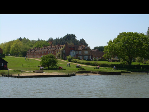 The Master Builder's - Historic and beautiful spot