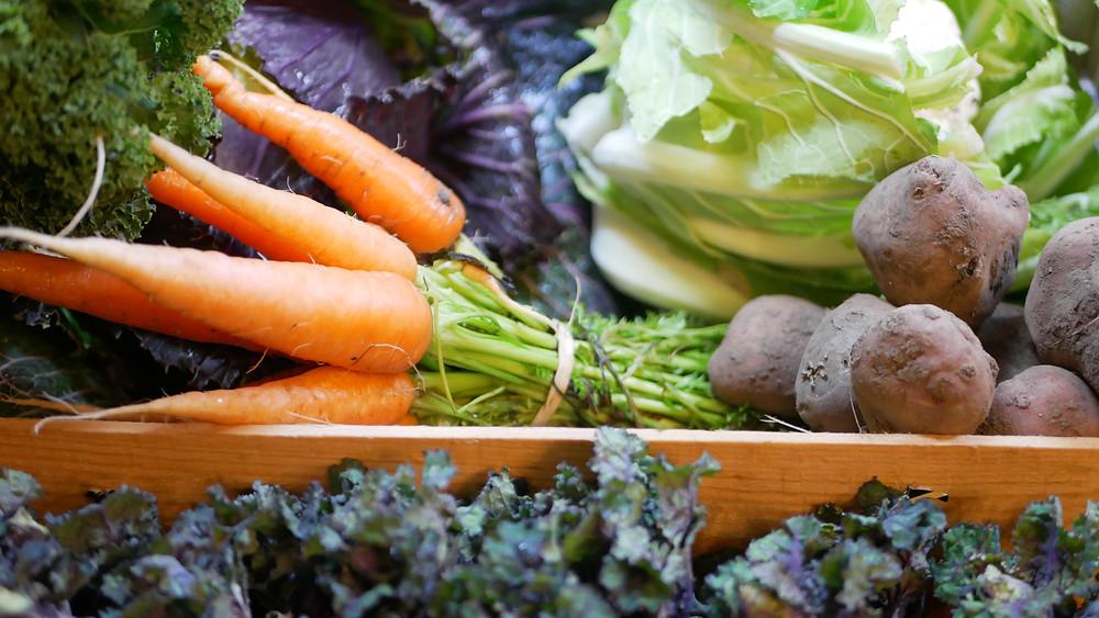 Berry Hill Farm - Vegetable Box