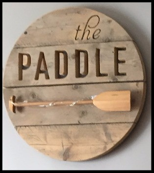 The Paddle - Highcliffe