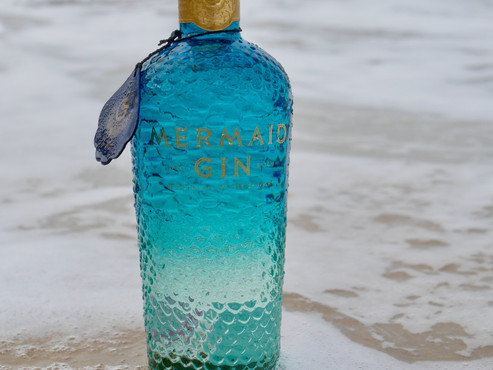 Mermaid Gin washed up in a bar near you.