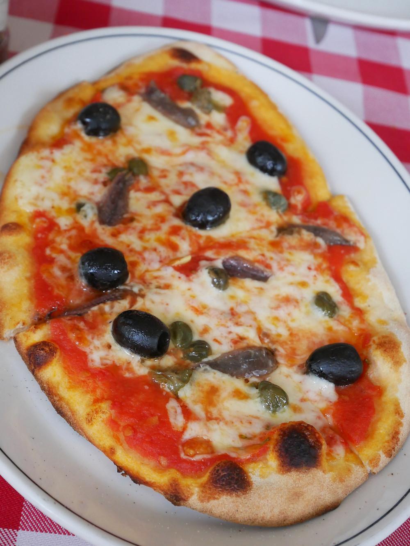 Napoletana pizzette