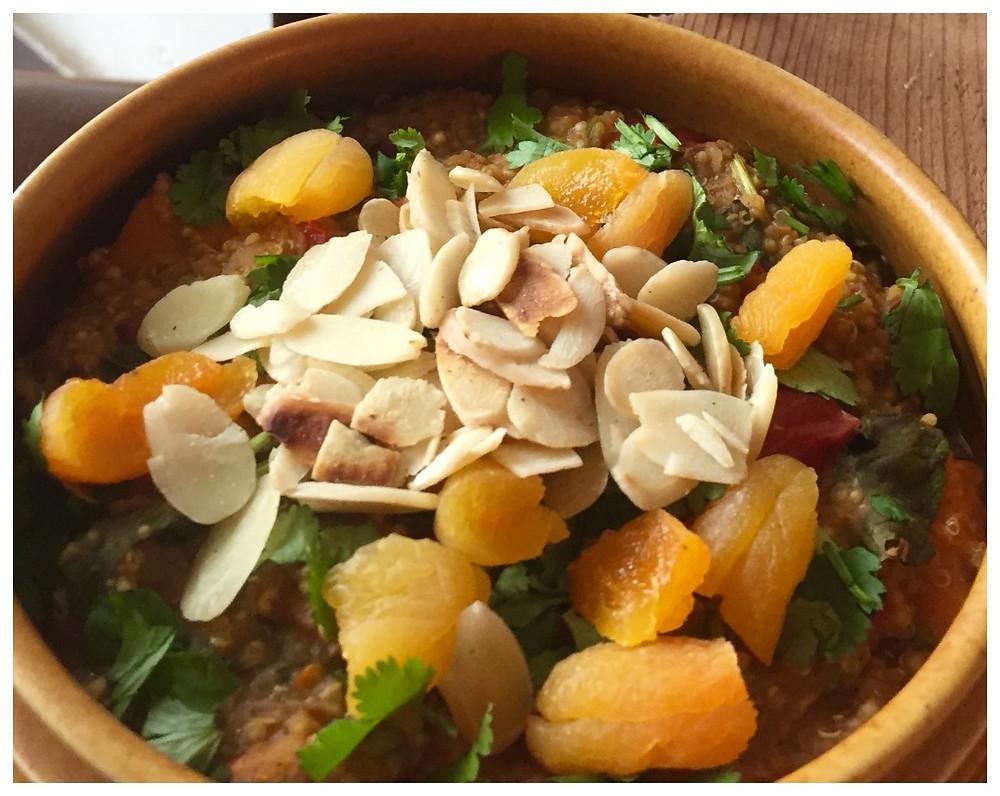 Sukha - Moroccan Quinoa
