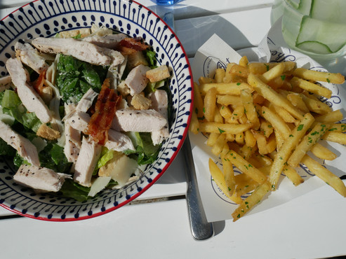 A Food blogger on the Isle of Wight