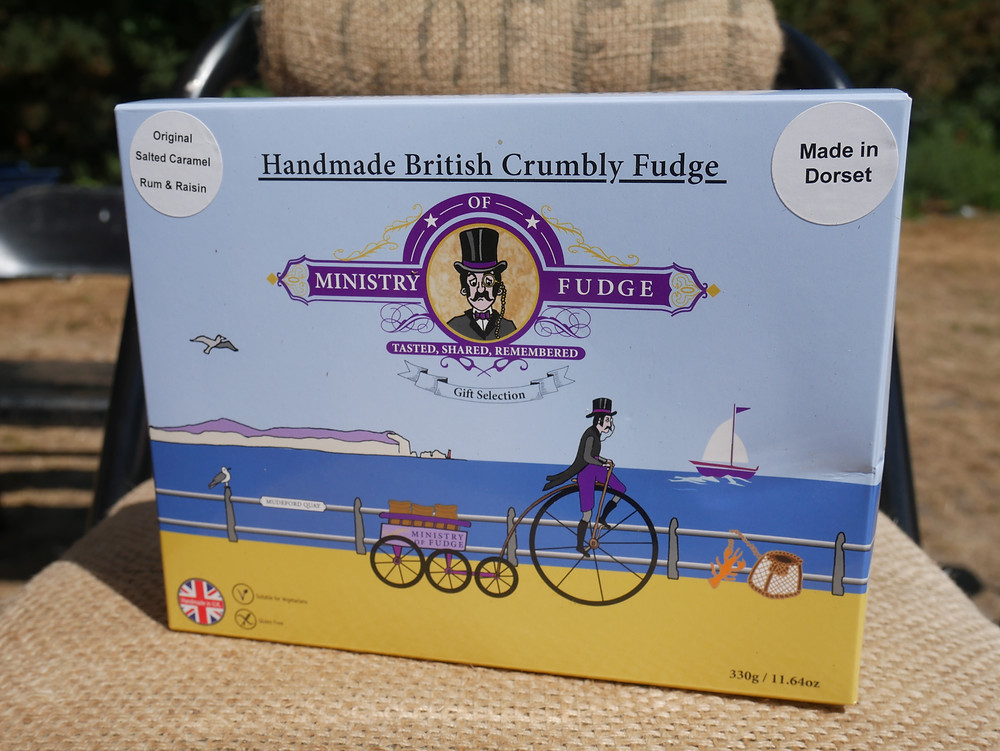 Ministry of Fudge gift Selection
