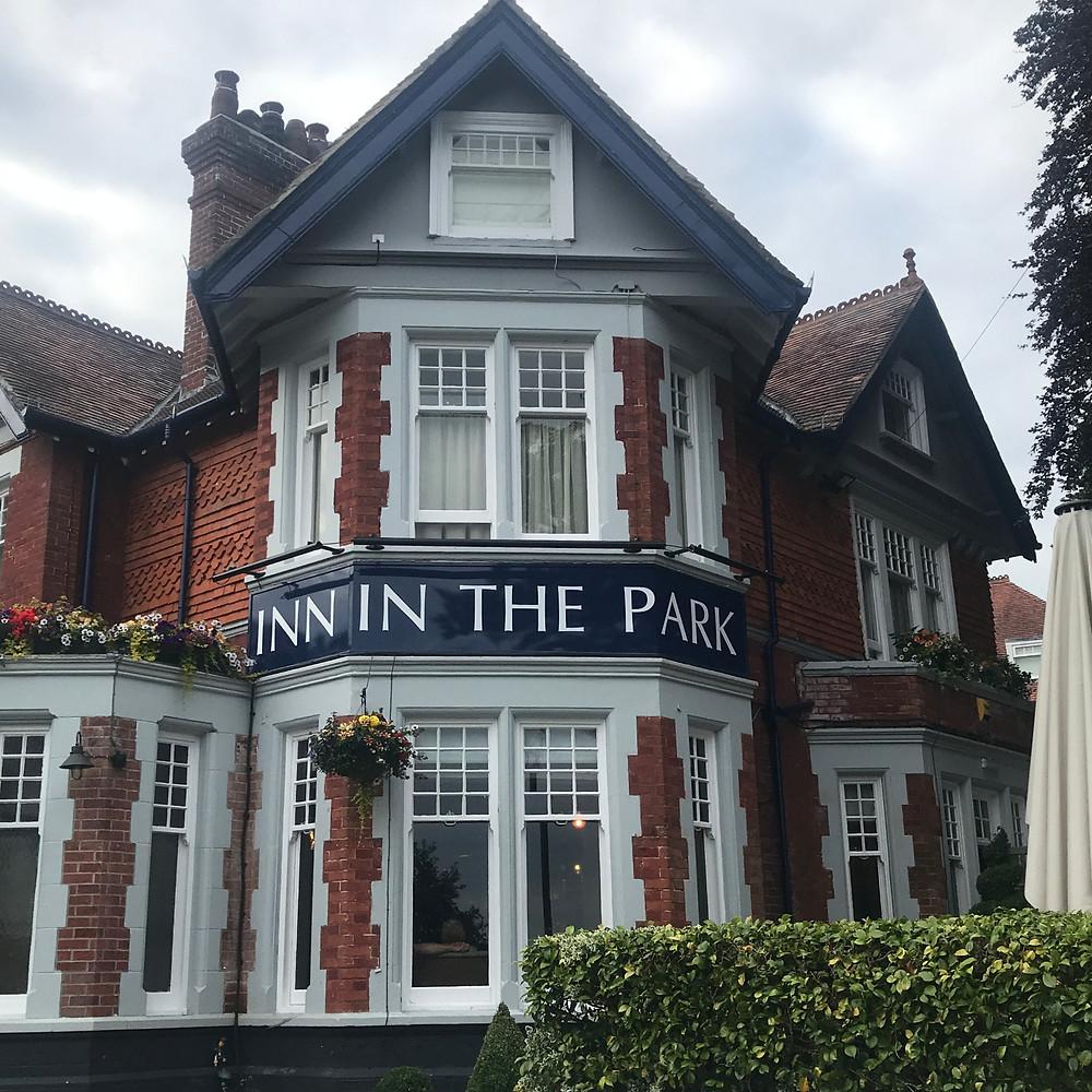 Outside of Inn In ThePark