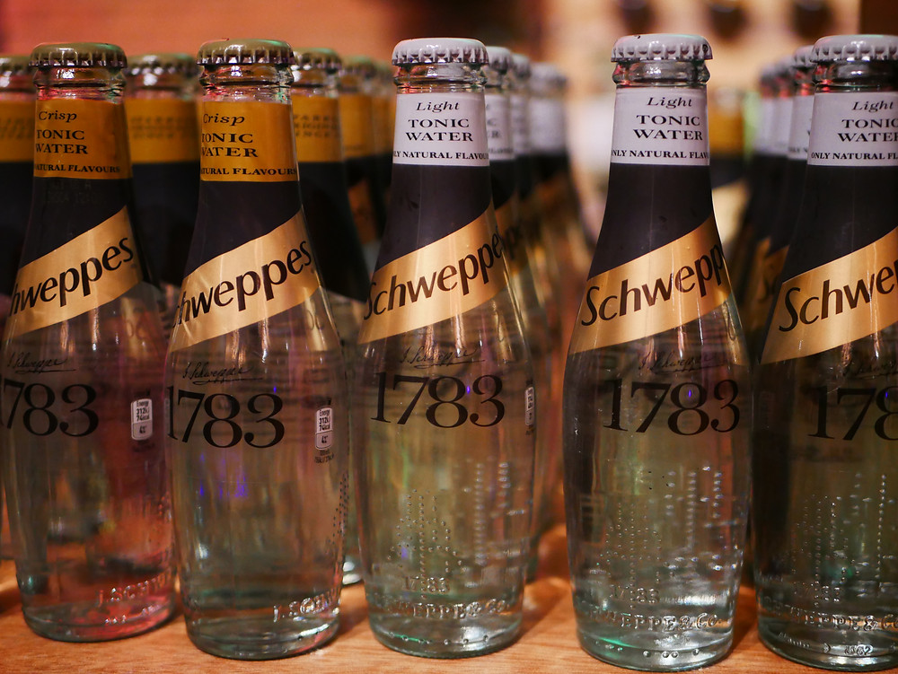 Schweppes selection