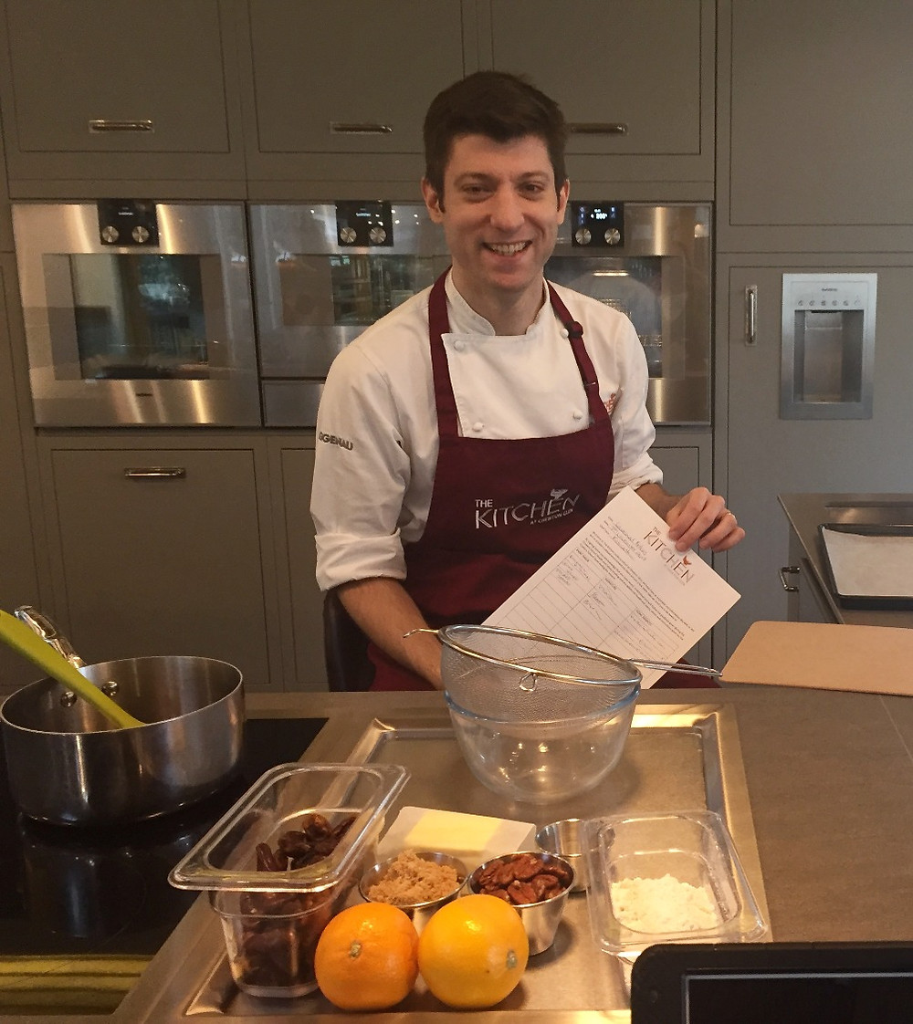 Chef Tutor - Rob Cottam