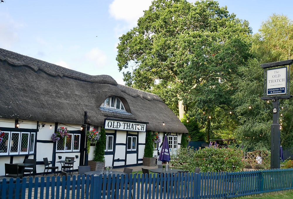 The Old Thatch exterior