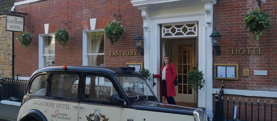 January retreat to The Eastbury Hotel