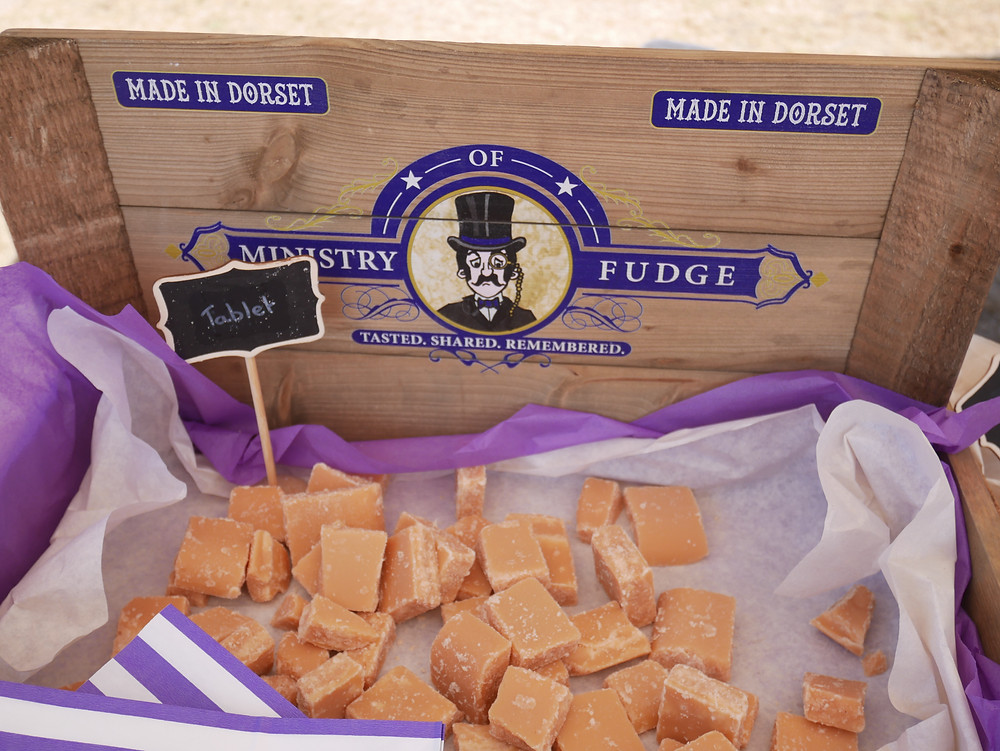Tablet the most popular fudge in the range