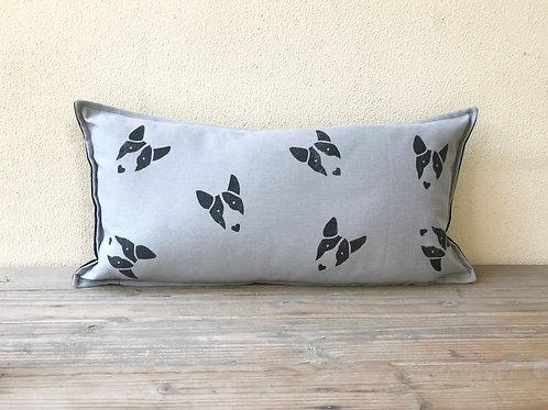 English Bull Terrier Cushion
