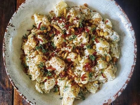Summer Potato Salad Recipe