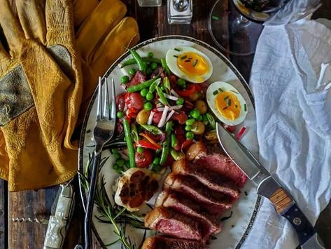 Pure Angus Beef Tomahawk Steak Recipe