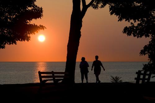 """Summer Sunrise"" by Marc Monaghan"