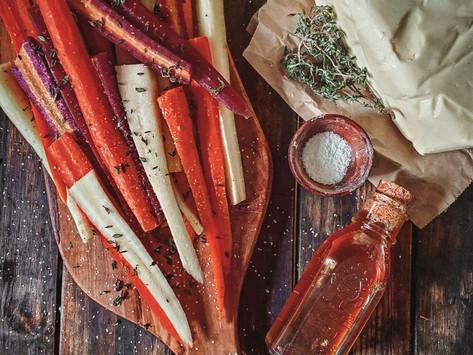 Honey Butter Carrot Recipe