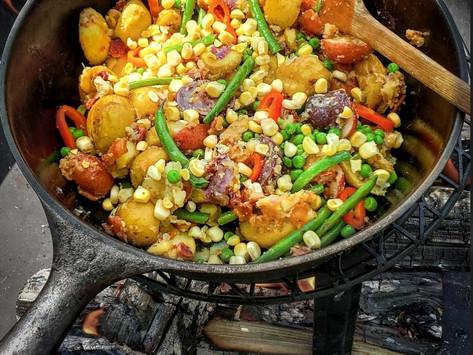 Spring German Potato Salad Recipe