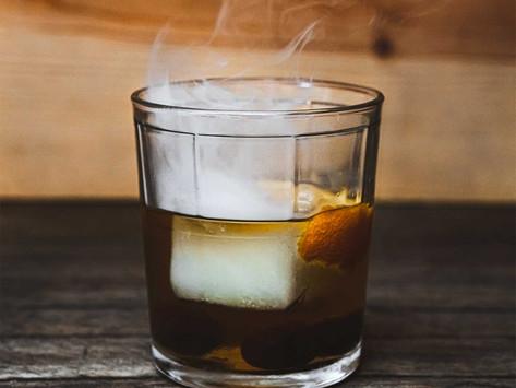 Smoked Old Fashioned Recipe