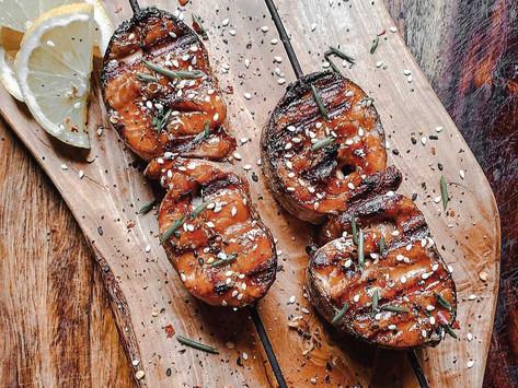 Landlocked Coho Salmon Recipe