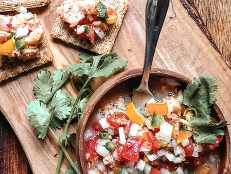 Salmon Ceviche Recipe