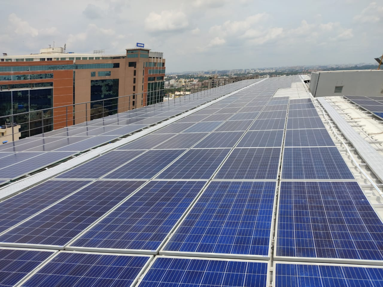 Banglore solar project