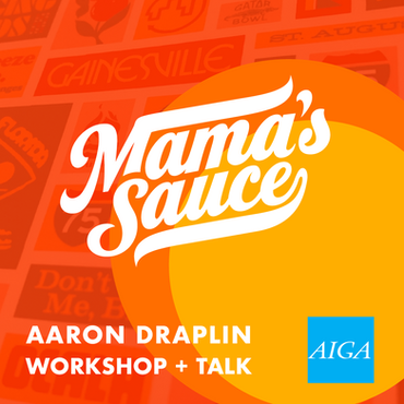 Draplin 2020 Sponsor Graphic