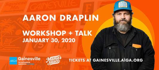 Draplin 2020 Facebook Cover Image
