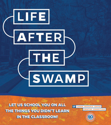 Life After the Swamp event series flyer