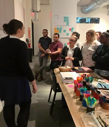 Posterfest Workshop Facilitation