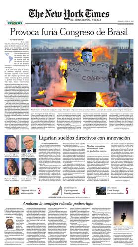 New York Times International Weekly