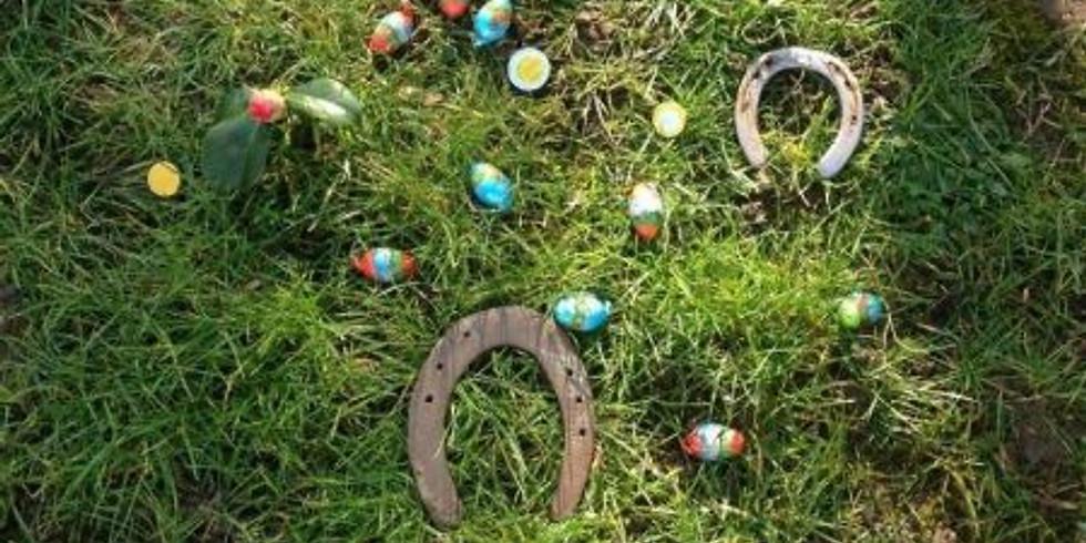 Chasses aux œufs de Pâques Annulé