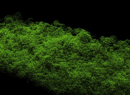 Convierta una #NubeDePuntos #3D (Geográficas a UTM o viceversa)