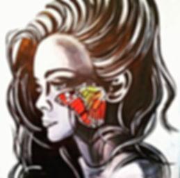 papillons orange josiart