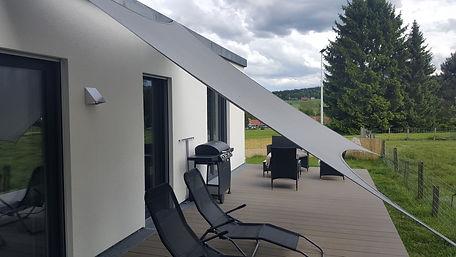 Tinyhouse Kleinhaus in Wolfwil/SO