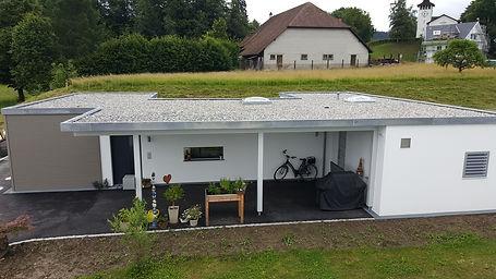 Kleinhaus Tinyhous Modul Kombination Däniken/SO