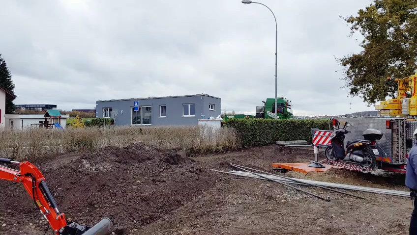 Klein-Mehrfamilienhaus kommt nach Egerkingen