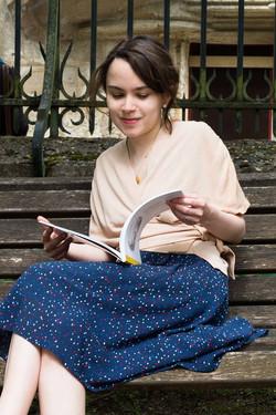 Julie (Raton) de Fontanges, fondatrice & responsable éditoriale