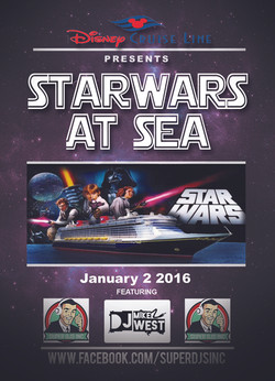 Starwars at SEA Mike West