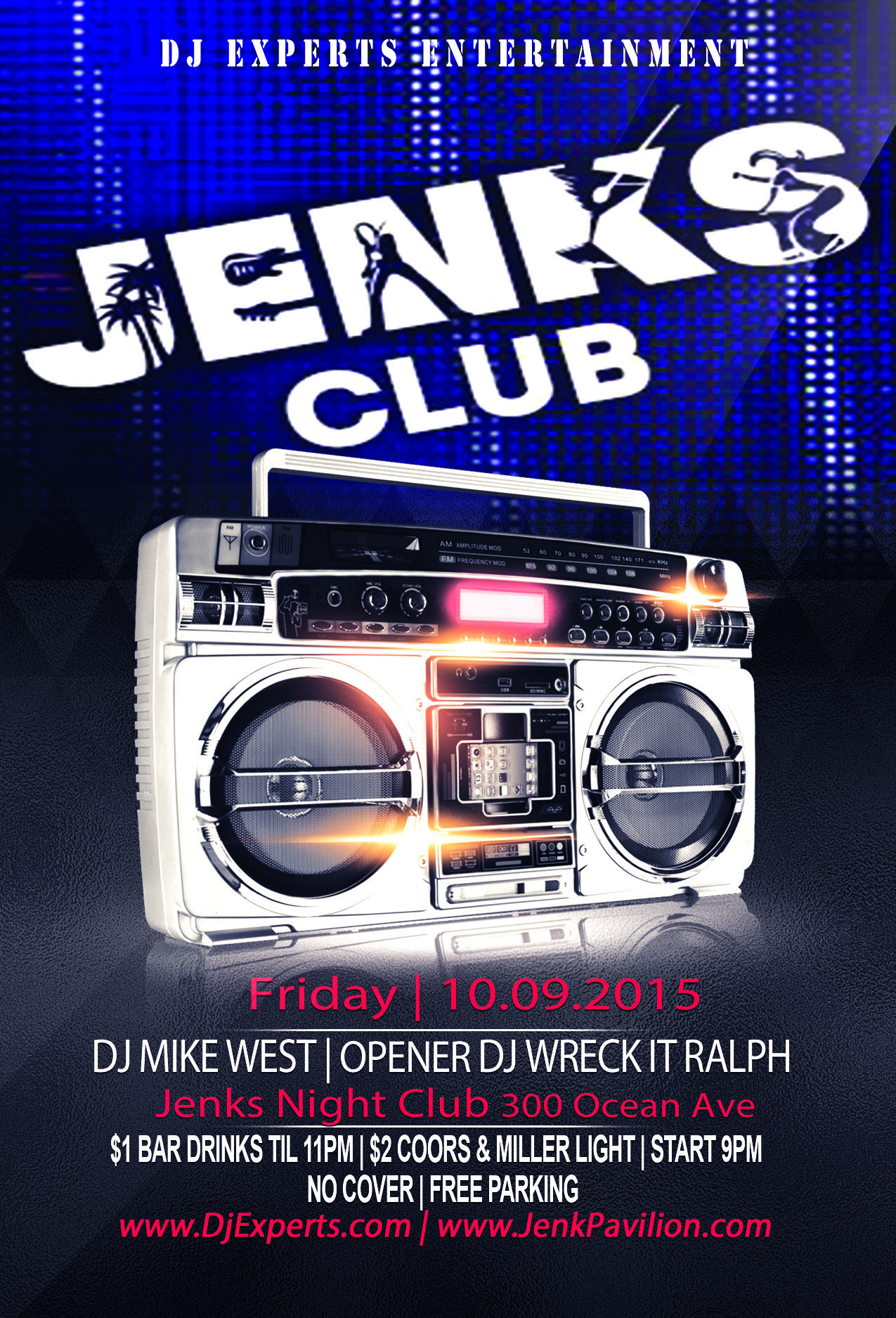 Jenks Flyer