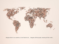 World Map of Possibilities